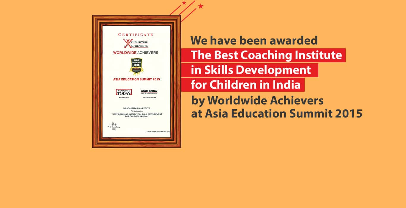 Best Coaching Institute in Skills Development for Children in India by WorldWide Achievers
