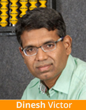 Dinesh Victor, Managing Director